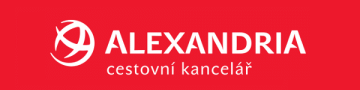 Alexandria.cz Logo