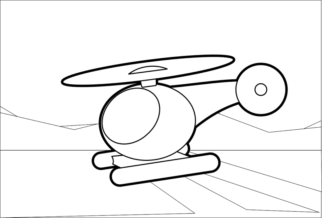 helicopter 145477 1280