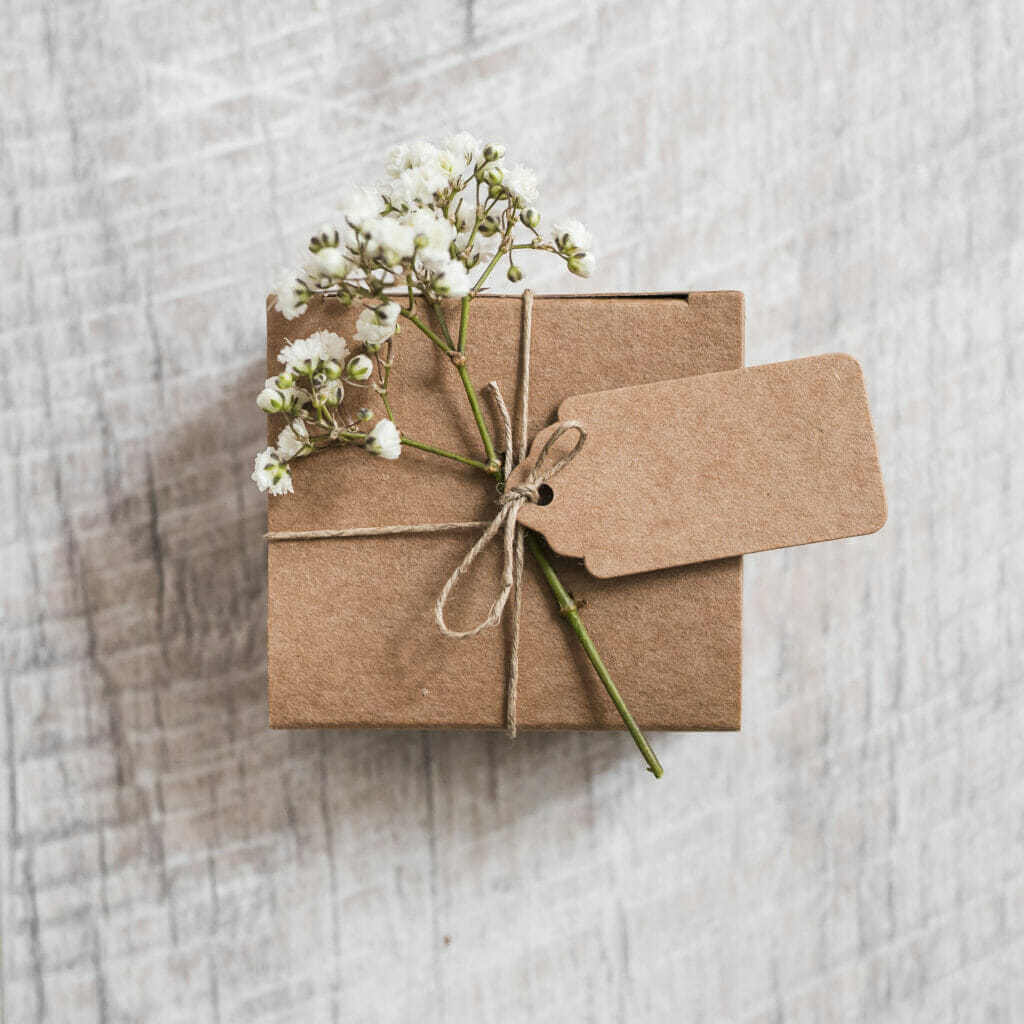 Jak vybrat svatební dar?