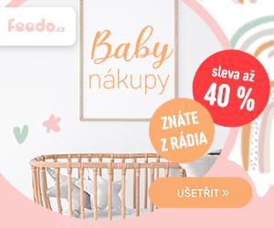 feedo baby nakupy