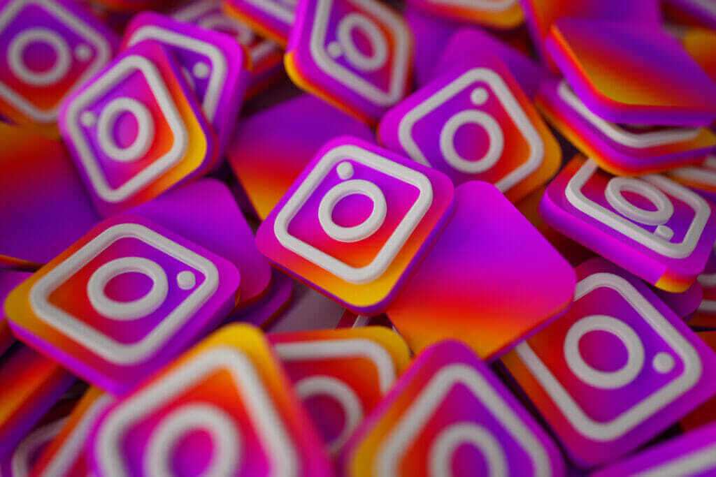 Výdělek přes instagram