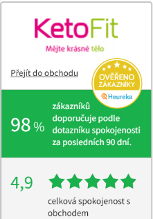Hodnoceni obchodu Ketofit.cz 1