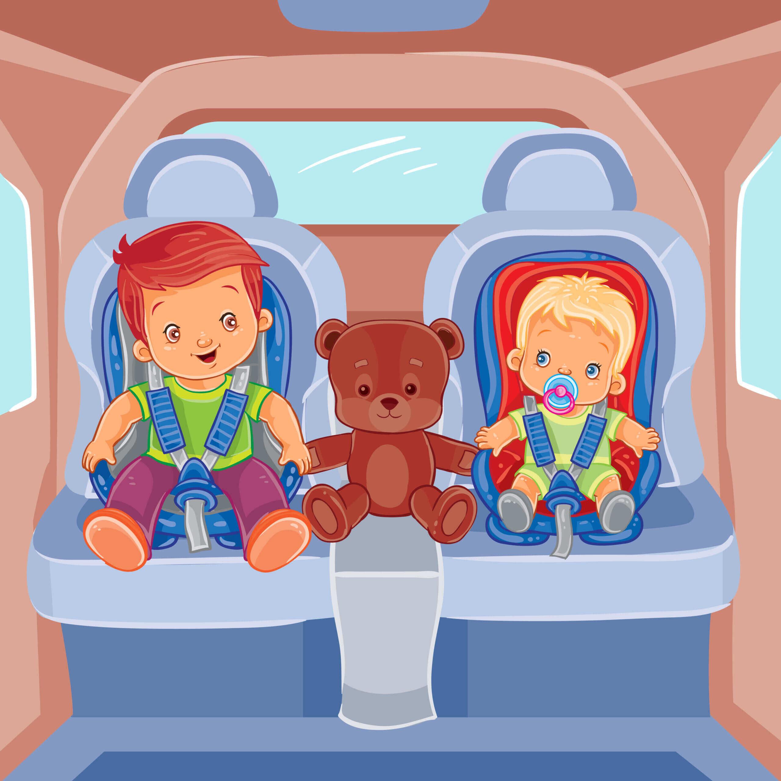 Průvodce výběrem dětské autosedačky