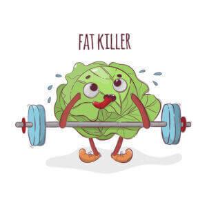Fat killer - spalovač tuků