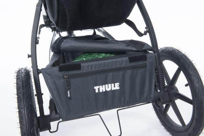 thule urban glide 2 blue