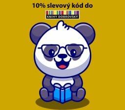 10% slevový kupón do Knihy Dobrovský