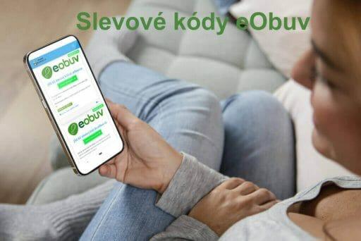 Slevové kupóny eObuv